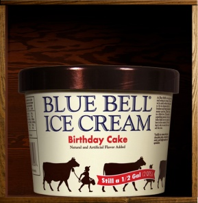 Blue Bell BJs With Xtine